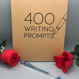 400 WRITING PROMPTS Paperback by Piccadilly